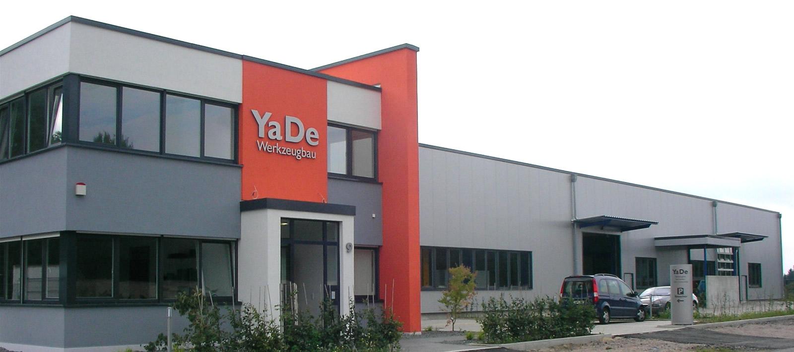 Yade_Firma_Gebaude