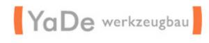 YaDe GmbH - spezialisiert auf Spritzgießwerkzeug im Werkzeugbau